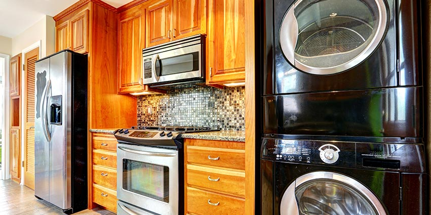 Stackable Washer-Dryer Repair service Friendswood